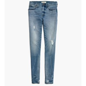 """Madewell 9"""" High Rise Skinny Jeans: Deconstructed"""